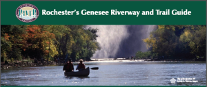Genesee Riverway and Trail Guide